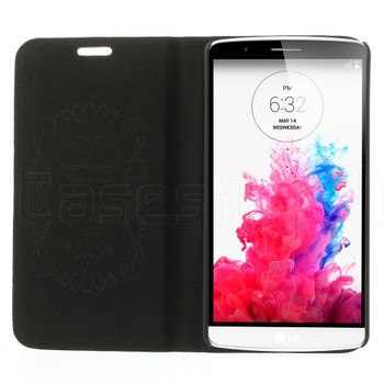 lg g3 leather cover