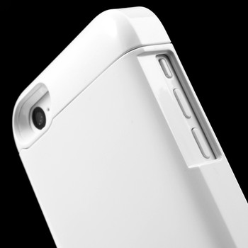iPhone 5C Battery Power Case White