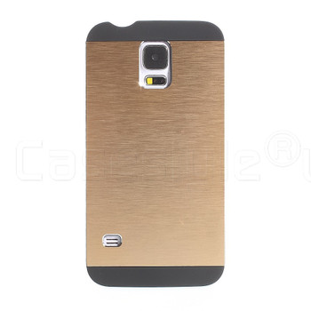Samsung Galaxy S5/S5 NEO Cover Gold
