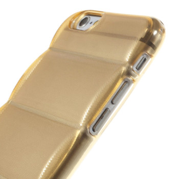 iPhone 6 6S Silicone Skin Gold