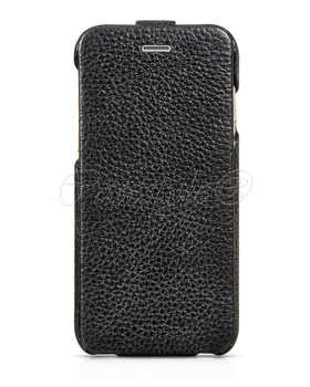 Hoco iPhone 6 6S Premium Leather Flip Case Black