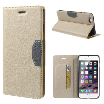 iPhone 6 plus case gold
