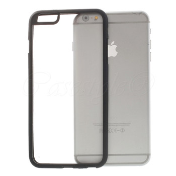iPhone 6+6S Plus Bumper Case Clear Back