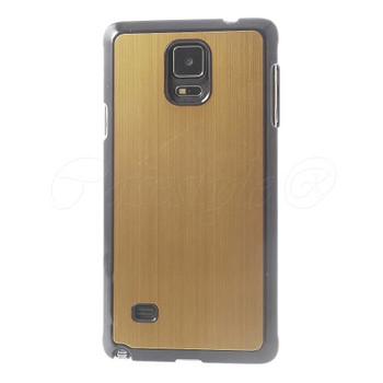 Samsung Galaxy Note 4 Case Gold