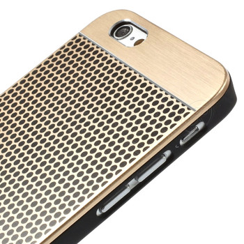 iPhone 6 6S Air Metal Case Gold
