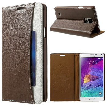 Samsung Note 4 Leather