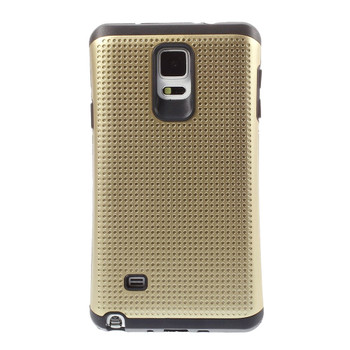 Samsung Galaxy Note 4 Cover Gold