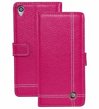 z3 xperia pink case