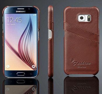 Samsung S6 Leather