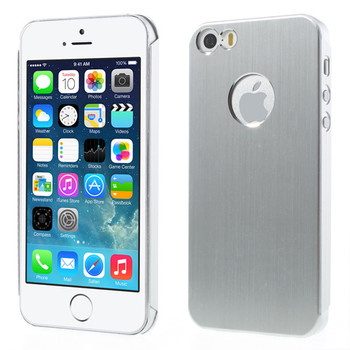iPhone 5 S Silver Cover