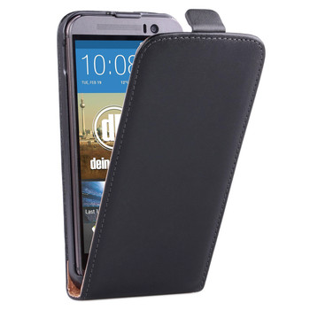 HTC One M9 Flip Case