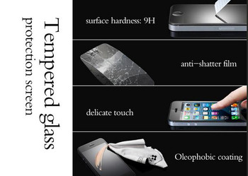 iPhone 6 6S Tempered Glass Screen Protector