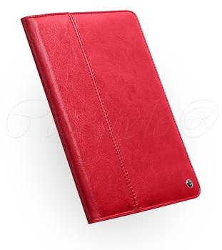 Qialino iPad Air 2 Premium Leather Case Red