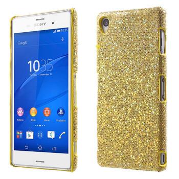 Sony Z3 Glitter Case