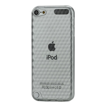 iPod Touch 6/5 Silicone Skin Case Clear