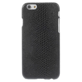 iPhone 6 6S SnakeSkin Style Case Black