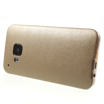 HTC One M9 Case Gold