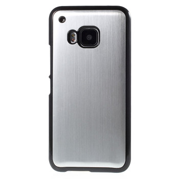 HTC One M9 Metal Case Brushed Silver