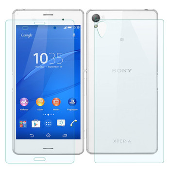 Sony Z3 Glass Front Back