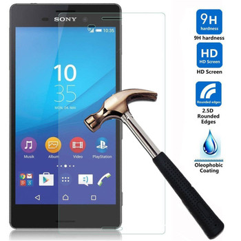 Sony Xperia Z3 Tempered Glass Front+Back