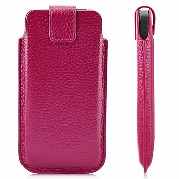 iPod Touch 6 Leather Pink