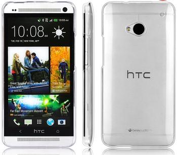 HTC One M7 Clear Case