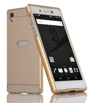 Sony Xperia Z5 Case Gold