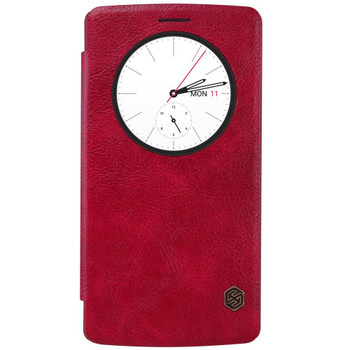 Nillkin LG G4 Quick Circle Window Case Red