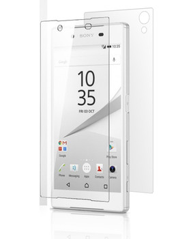 Sony Z5 Glass Screen Front Back