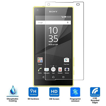 Sony Xperia Z5 Compact Tempered Glass Front+Back
