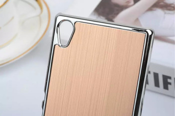 Sony Xperia Z5 Aluminum Back Case Gold