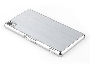 Sony Xperia Z5 Aluminum Back Case Silver