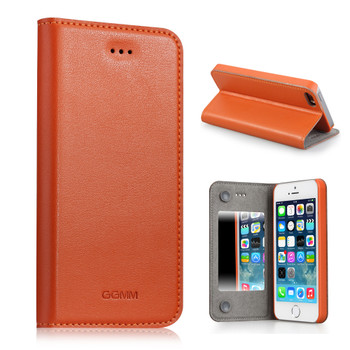 iPhone 5S Leather Mirror Case
