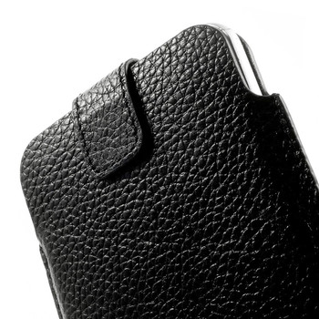 Samsung S6 Edge+PLUS Leather Pouch Case