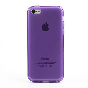 iPhone 5C Cover Case Purple