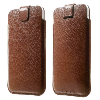 Samsung S7 Edge Leather Pouch
