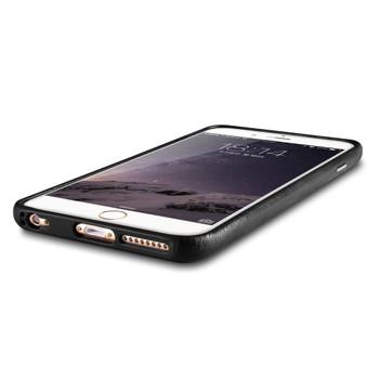 iCarer iPhone 6S 6 Vintage Leather Case Black