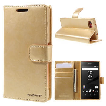 Sony Xperia Z5 Compact Gold Cover