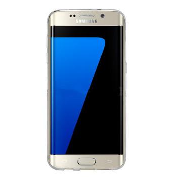 Samsung Galaxy S7 EDGE Silicone Case Clear