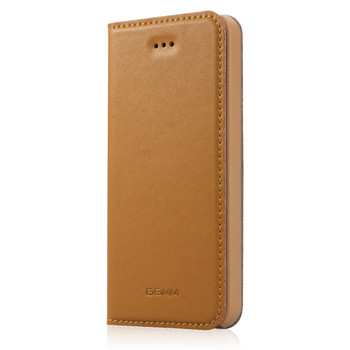 iPhone SE Flip Cover Case Tan