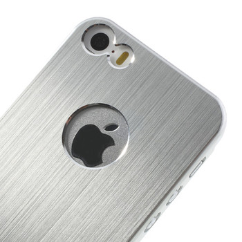 iPhone SE Aluminum Case Silver