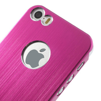 iPhone SE Aluminum Case Pink