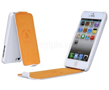 iPhone SE Flip Case White