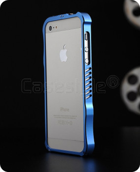 iPhone SE Bumper Case Blue