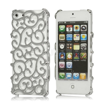 iPhone SE Case Silver