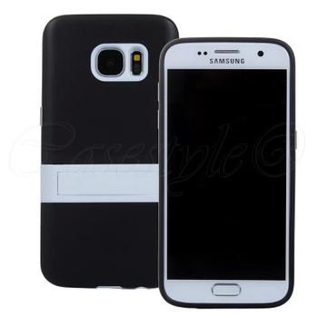 Samsung Galaxy S7 Stand Case Black