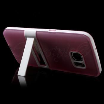 Samsung Galaxy S7 Stand Case Pink