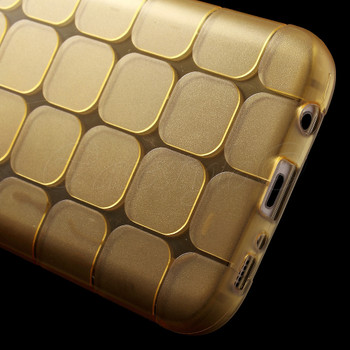 Samsung Galaxy S7 Silicone Case Gold