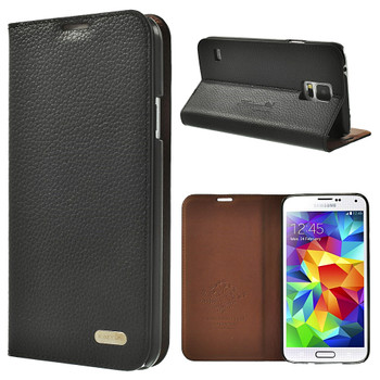 Samsung Galaxy S5 Neo Leather Case