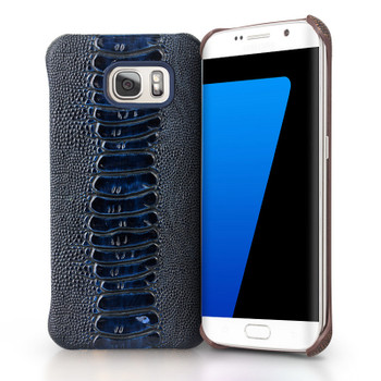 Samsung Galaxy S7 Edge Ostrich Case
